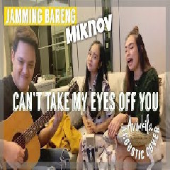 Cant Take My Eyes Off You (Cover ft. @miknov)