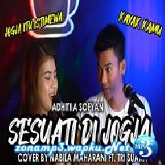 Nabila Maharani Sesuatu Di Jogja Ft. Tri Suaka (Cover)