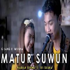Nabila Suaka - Matur Suwun (Cover Ft. Tri Suaka)