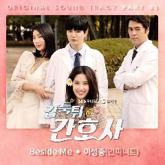 Lee Sung Jong (INFINITE) - Beside Me (OST Mysterious Nurse Part.1)