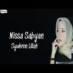 Sabyan - Syukron Lillah