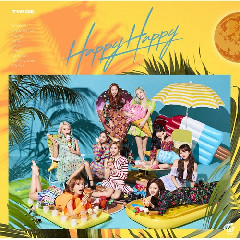 Download Lagu TWICE - HAPPY HAPPY MP3 - Laguku