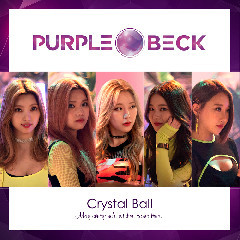 Purple Beck - Crystal Ball